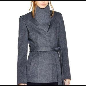 Aritzia Italian Wool Coat Spencer Size XS